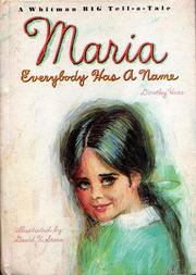 Cover of: Maria by Dorothy Haas