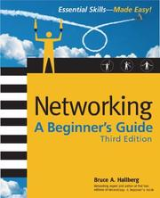 Networking by Bruce A. Hallberg