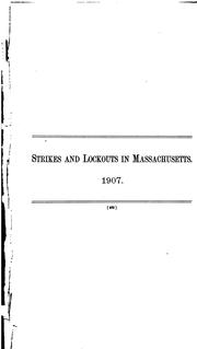 Annual Report on Strikes and Lockouts
