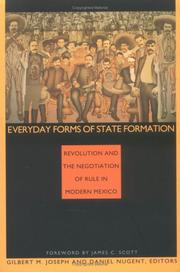 Everyday Forms of State Formation PDF