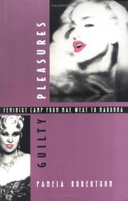 Guilty pleasures by Robertson, Pamela