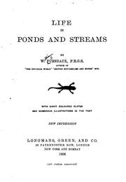 Life in ponds and streams by William S. Furneaux