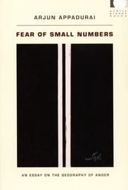 Fear of Small Numbers PDF