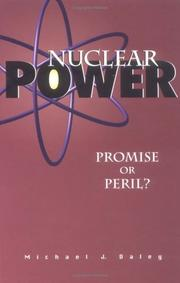 Cover of: Nuclear power by Michael J. Daley