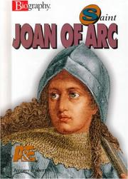 Saint Joan of Arc by Jeremy Roberts