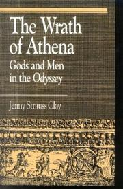 The wrath of Athena by Jenny Strauss Clay