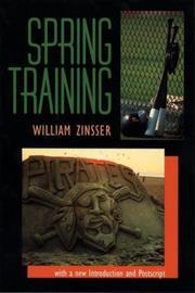 Spring training PDF