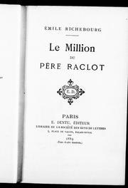 Le million du p PDF