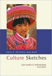 Culture Sketches by Holly Peters-Golden