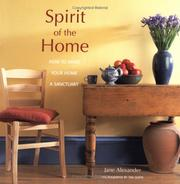 Spirit of the Home PDF