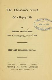 The Christian's Secret of a Happy Life PDF