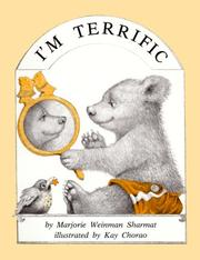 I'm Terrific by Marjorie Weinman Sharmat