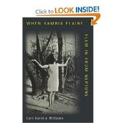 When Kambia Elaine flew in from Neptune by Lori Aurelia Williams