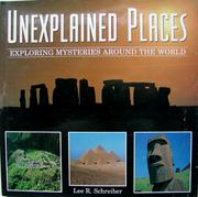 Unexplained Places PDF