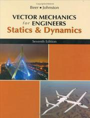 Vector Mechanics for Engineers PDF
