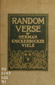 Random verse PDF