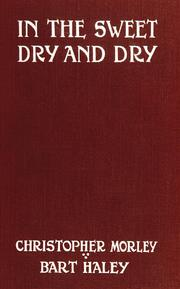 In the Sweet Dry and Dry PDF