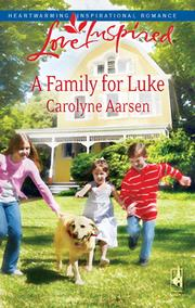 A family for Luke by Carolyne Aarsen
