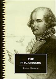 The Pitcairners by Robert B. Nicolson