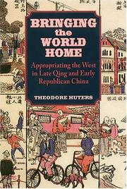 Bringing The World Home PDF
