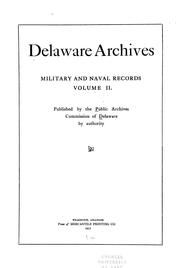 Delaware Archives by 