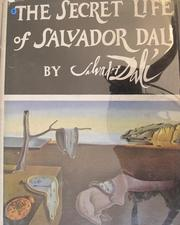 The secret life of Salvador Dali by Salvador Dalí