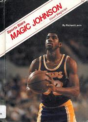 Magic Johnson, court magician by Rich Levin