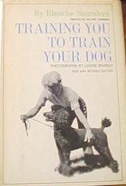 Training You to Train Your Dog PDF
