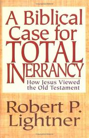A biblical case for total inerrancy PDF