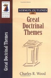 Sermon Outlines on Great Doctrinal Themes (Wood Sermon Outline Series) PDF