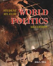 Student Atlas of World Politics PDF