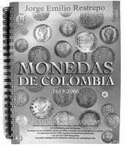 Cover of: Monedas de Colombia by Jorge Emilio Restrepo