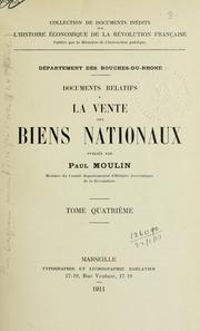 Dpartement des Bouches-du-Rhne by Paul Moulin