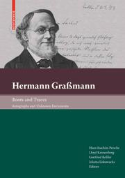 Hermann Grassmann roots and traces PDF