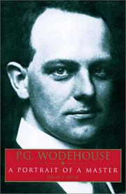 P. G. Wodehouse by David A. Jasen