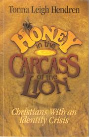 Honey in the carcass of the lion PDF