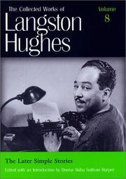 The Later Simple Stories (Collected Works of Langston Hughes) PDF