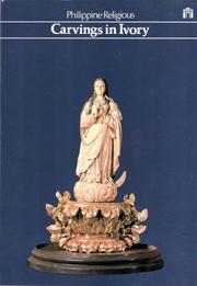 Philippine religious carvings in ivory PDF