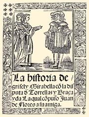 La historia de Grisel y Mirabella by Flores, Juan de