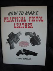 How to make practical pistol leather PDF