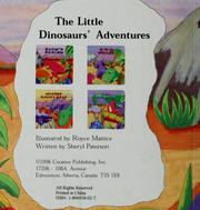 Racie&#39;s rescue (Little Dinosaurs&#39; Adventures) by Sheryl Paterson
