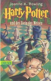 Cover of: Harry Potter and the Philosopher's Stone by J. K. Rowling