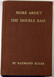 More about the Double Bass