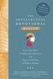 The intellectual devotional health PDF