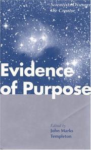 Evidence of Purpose PDF