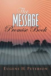 The Message Promise Book PDF