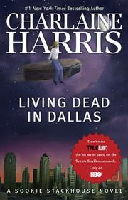 Cover of: Living Dead in Dallas (Original MM Art) (Sookie Stackhouse/True Blood) by Charlaine Harris