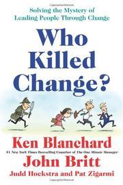 Who Killed Change? PDF