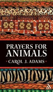 Prayers for animals PDF