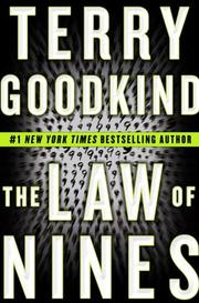Cover of: The Law of Nines by Terry Goodkind